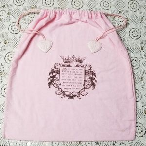 Juicy Couture Pink Dust Cover